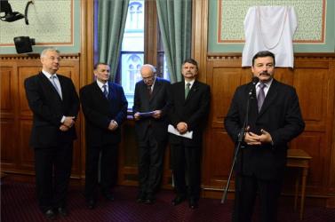 Termet neveztek el Eszterházy Jánosról az Országházban