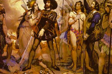 Mexikóban nem is volt spanyol hódítás?