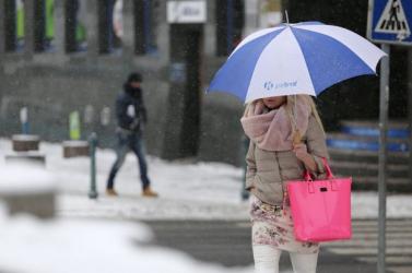 A hét elején újabb felmelegedés várható – akár 15 fok is lehet