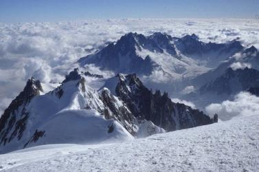 Négy hegymászó meghalt az Alpokban