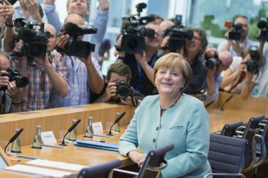 A németeknél nem téma az euróválság