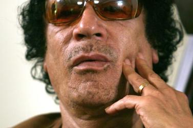Kadhafi uralma alatt fiatal lányok ezreit tarthatta szexrabszolgaként