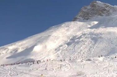 Újabb lavinák voltak a Francia Alpokban