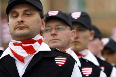 Strasbourgra haragszik a Jobbik a Magyar Gárda feloszlatásának helybenhagyása miatt