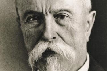 Szobrot állítanak Masaryknak, Csehszlovákia első elnökének a Kárpátalján
