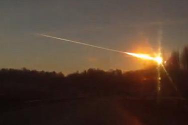 Meteorit repült el Szlovákia felett