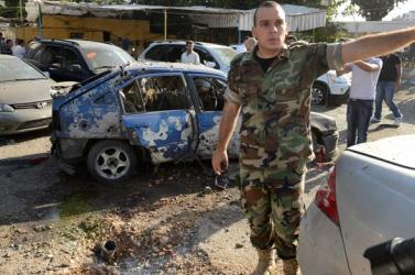 Rakéták csapódtak be Bejrútban