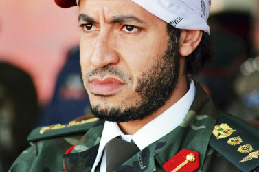 Tűzharcban halt meg Moammer Kadhafi legkisebb fia