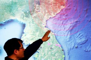 Atomrobbantás - A kínai média egy kicsit megbüntetné Észak-Kóreát...
