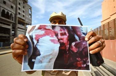 A szír elnök magát mentve eladta Líbia egykori diktátorát