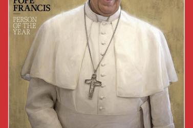 TIME: Ferenc pápa az év embere!