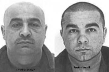 Elfogták a házi őrizetből megszökött magyar rablógyilkosokat Svájcban