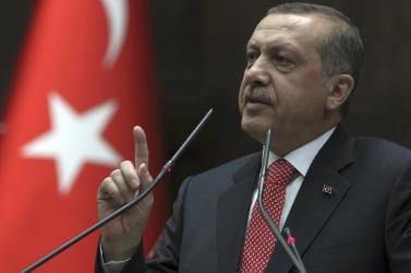 Erdogan üdvözölte az amerikai vezetésű koalíció éjszakai szíriai légicsapását