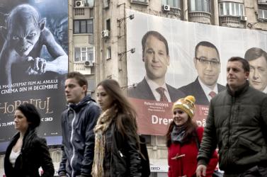 Romániai választások - A magyarlakta térségekben alig szavaznak...