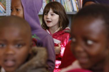 Kisebbségbe kerülnek a fehér gyerekek Amerikában