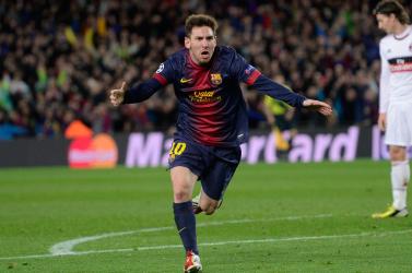 Övék Messi, övék a pápa