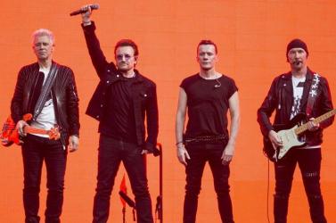 A U2 tarolt tavaly az amerikai zenei piacon