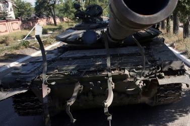 Ukrán válság: A szakadárok 12 támadást hajtottak végre az éjjel