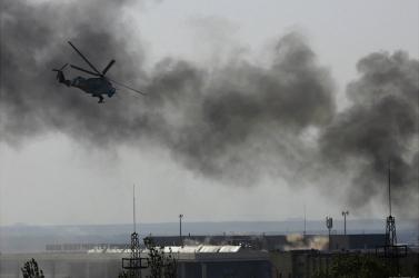 Ukrán válság: Egy nap alatt 86-szor lőttek a szakadárok