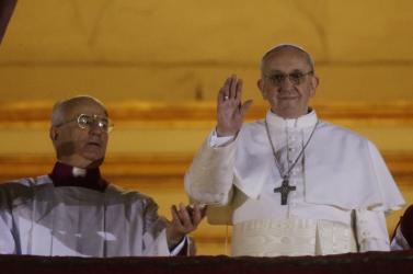 Argentin pápa, I. Ferenc vezeti a katolikus egyházat