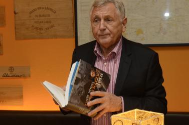Jiří Menzel bemutatta önéletrajzát