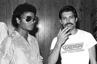 Mercury és Jackson 1983-as duettjeinek kiadására készülnek