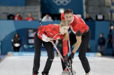 Phjongcshang 2018 - Kanada a curling vegyespáros első olimpiai bajnoka