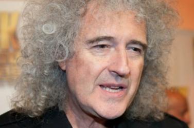 Rákos elváltozást találtak Brian May szervezetében