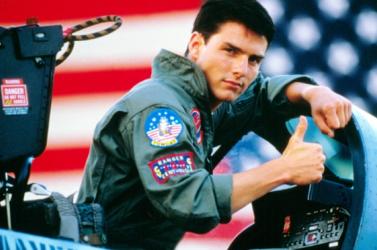Tom Cruise-zal és drónokkal érkezik a Top Gun folytatása