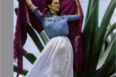 Könyvet ad ki Frida Kahlóról a Vogue