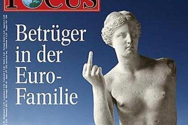 Felmentették Görögországban a botrányos címlapja miatt támadott német Focus magazint