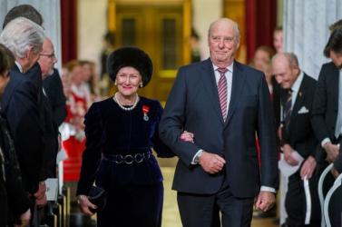 Milliók töltötték le a norvég király toleranciát hirdető beszédét