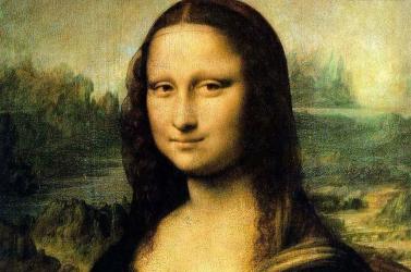 A Mona Lisa ruhátlan vázlatára bukkantak