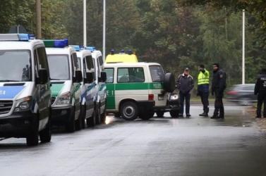 Egy terroristagyanús szervezetnél tartanak razziát Németországban