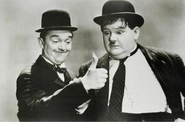 120 éve született Oliver Hardy, Stan és Pan túlsúlyosabb fele