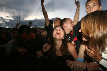 VOLT Fesztivál - Slipknot, Slash, Robin Schulz, LP is lesz