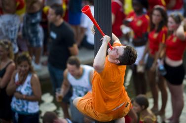 A vuvuzela bekerült az Oxford szótárba