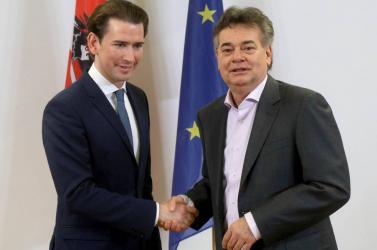 Ausztriában még soha nem volt példa olyan koalícióra, mint ami most alakul