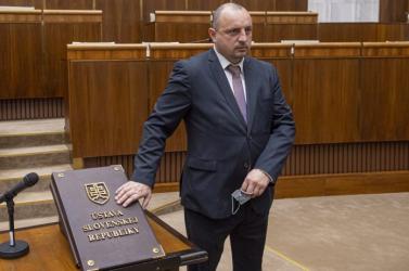 A belügyminisztériumtól távozó Kyselica képviselőként visszatér a parlamentbe