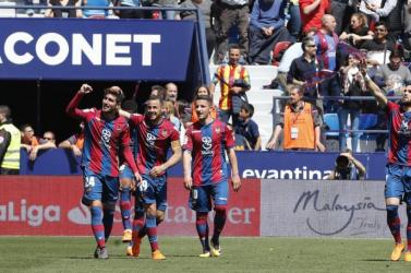 Nyolcgólos döntetlent hozott a La Liga vasárnapi első mérkőzése (videó)