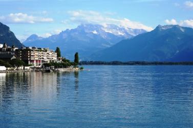 Mérgező műanyaghulladékokat mutattak ki a kutatók a Genfi-tóban