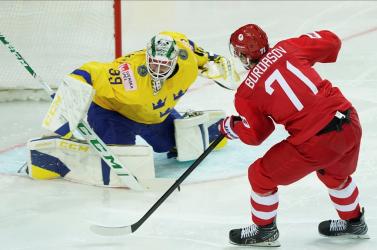 Jégkorong-vb: Az oroszok legyőzték a svédeket, ezzel a szlovákok is bejutottak a negyeddöntőbe!