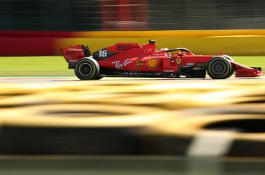 Belga Nagydíj - A harmadik szabadedzést is uralta a Ferrari