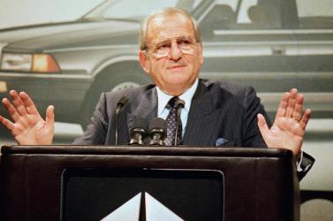 Elhunyt az amerikai autóipar legendás alakja