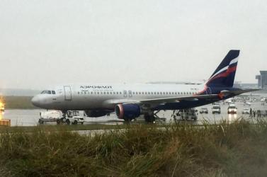 Bombafenyegetés miatt ürítettek ki egy orosz repülőgépet Svájcban