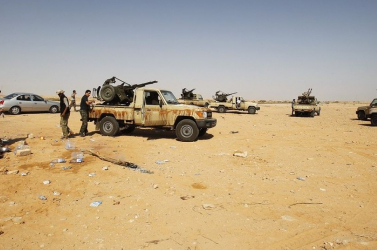 Haftar tábornok erői feltételesen beleegyeztek a tűzszünetbe