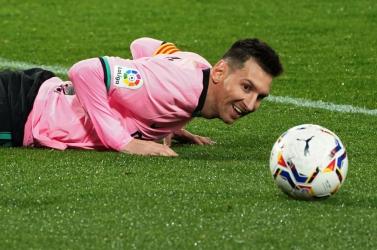Messi otthon tölti a karácsonyt
