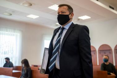 Kuciak-gyilkosság: Lipšic lejátszaná a bíróságon Kočner videóit