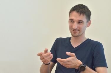 """Lovász Bálint: """"Sok a kétes hírű főiskola Szlovákiában"""""""