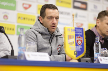 Egy héttel a bajnokság újraindítása előtt távozik a Spartak Trnava vezetőedzője